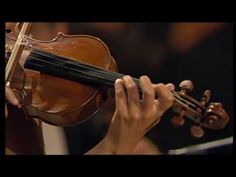 Janine Jansen performs Bach's Adagio (First Sonata)