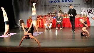 International Yoga Championship 2011 Hong Kong