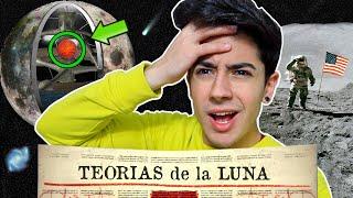 TEORIAS CONSPIRATIVAS SOBRE LA LUNA