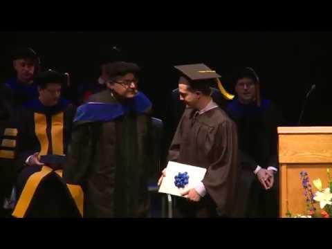 Master of Science Hooding Ceremony -- Pratt School of Engineering -- May 13, 2017