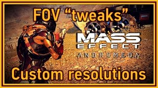 Greetings, everyone. In this ME:Andromeda I want to discuss a bit s...