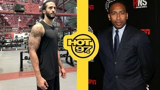 breakdown-fallout-of-colin-kaepernick-s-workout-reactions-to-stephen-a-smith-s-comments