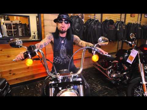 Harley Davidson Rockstar UPROAR Bike Give Away