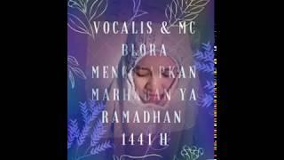 Marhaban Ya Ramadhan cover by Artis Artis Blora