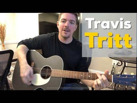 4 Travis Tritt Favorites | Beginner Guitar Lessons