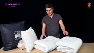 Подушки и одеяла Легкие сны коллекция Лоретта - обзор
