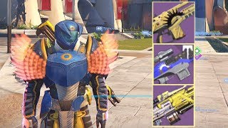 The Trials Of Osiris ONLY Weapon Loadout! (Destiny 1)