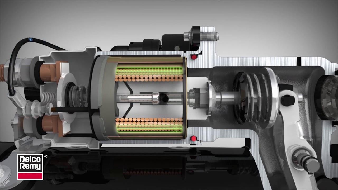 delco starter schematic borgwarner delco remy genuine products 42mt starter semi solid  borgwarner delco remy genuine products