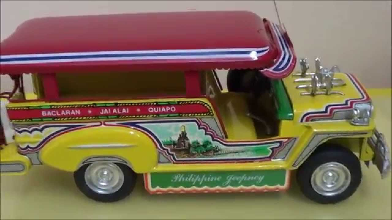 Philippines Jeepney Diecast Youtube