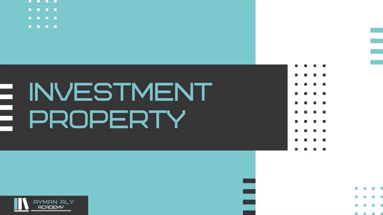 Ifrs ias 40 investment jamey investment projects wanted