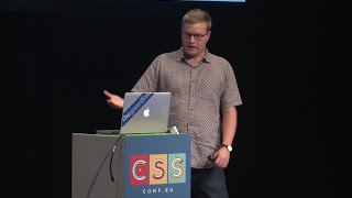 Preview of CSSconf EU 2014 | Patrick Hamann: CSS and the Critical Path