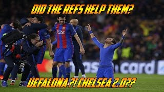 HOW BARCELONA DEFEATED PSG 6-1 IN UCL 2017