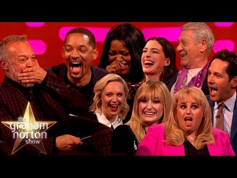 The Best of Season 25 On The Graham Norton Show  Part One