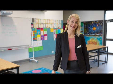 Ally's Story - Master Of Education
