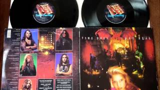 Dark Angel - Time Does Not Heal (Full Album 1991) VINYL RIP 1ST PRESS LP