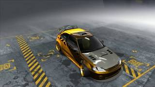 Honda civi Tuning Need For Speed ProStreet