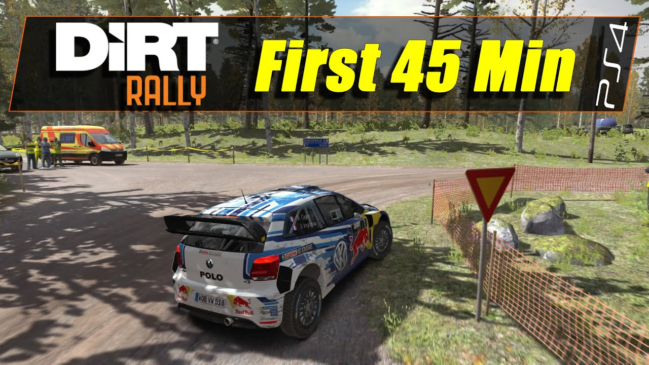 dirt rally legend edition ps4 first 45 min 720p hd. Black Bedroom Furniture Sets. Home Design Ideas