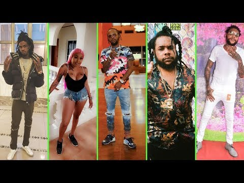Alkaline In Ser!ous Pr0blems + Popcaan FINALLY Gets U S Visa & Shauna Chyn B@shed Over Comments Made