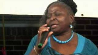 "Bertha Cook sings ""Walk With Me, Lord"""