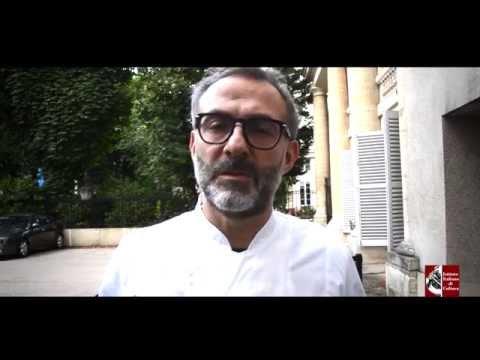 L'Italiano in cucina / Massimo Bottura all'Istituto italiano di cultura - Parigi