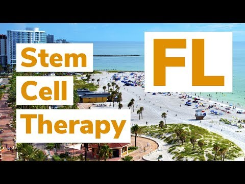 Stem Cell Therapy in Florida - Stem Cell Therapy Enhances Orthopedic Care