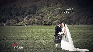 kim + john 11.05.19 - blairlogie church - highlights