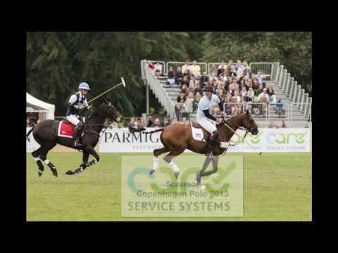Rengøringsfirma & Sponsor for Copenhagen Polo 2013