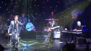 the original band of elvis presley dennis jale johnny b goode tcb cruise 10102013