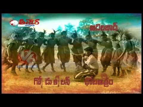 Bandhook Telangana Breathless Song by Goreti Venkanna & Saketh Komanduri   Teenmaar News