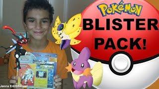 Pokemon Blister Pack! Jenna Em
