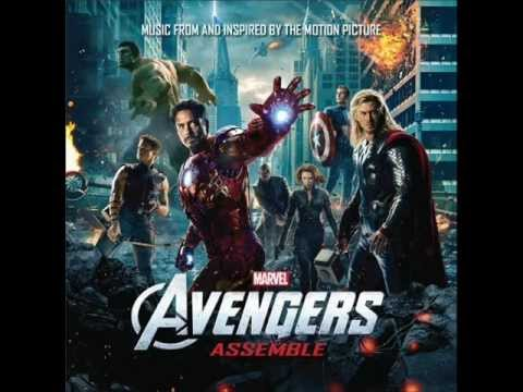 The Avengers Sound Track (Stark Goes Green)