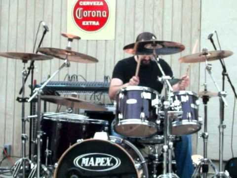 Dark Horse drum break