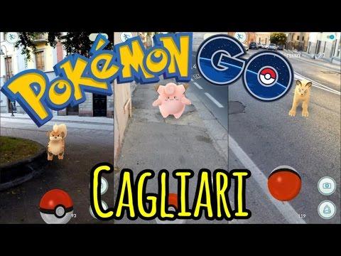 Pokémon GO by Niantic Inc. ~ Cagliari | Gameplay | I Migliori Giochi Gratis Per Android & iOS