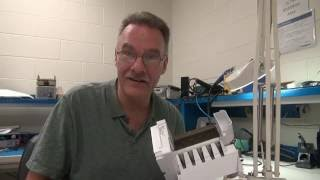 broken refrigerator ice maker troubleshoot how to repair by d lab