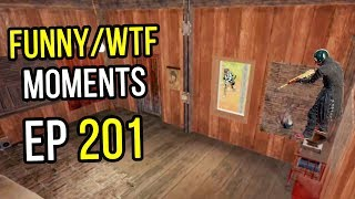 PUBG: Funny & WTF Moments Ep. 201