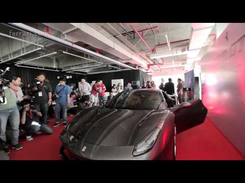 Ferrari 488 GTB Successfully Mesmerized Sports Car Fans in Jakarta