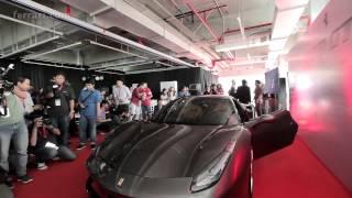 Ferrari 488 GTB Successfully Mesmerized Sports Car Fans in Jakarta