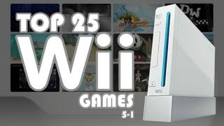 CGRundertow TOP 25 NINTENDO WII GAMES: 5-1 Video Game Feature