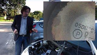 Исследование Цпг: Peugeot 408, Tu5, 37000км, 2013my