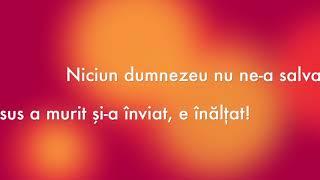 Numele Isus // The Name of Jesus - Sinach // Instrumental + Versuri