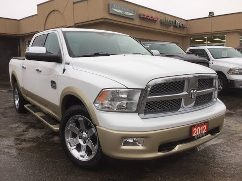 2012 ram 1500 laramie longhorn limited edition youtube. Black Bedroom Furniture Sets. Home Design Ideas