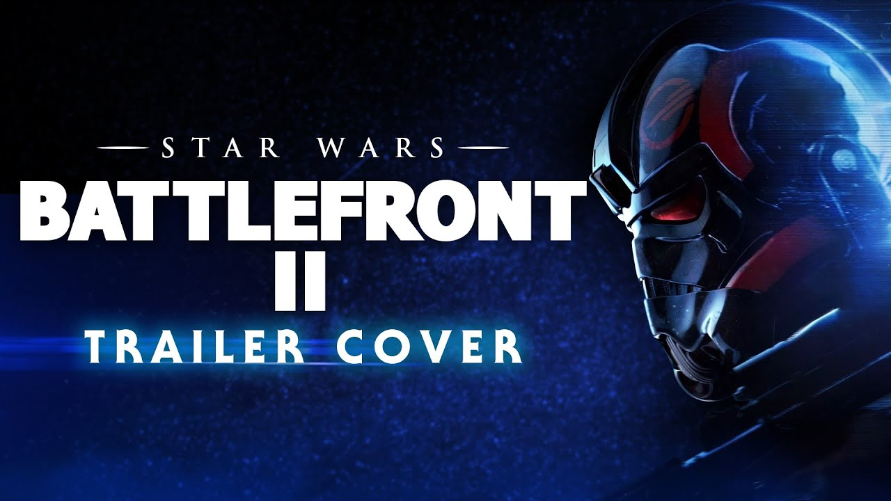 Star Wars Battlefront 2 - Reveal Trailer Music