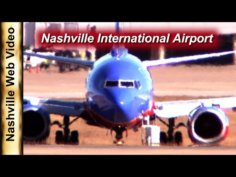 Nashville International Airport, Watching Planes With ATC Audio