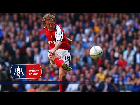 Ray Parlour's FA Cup Final screamer against Chelsea | From The Archive