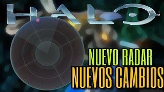 NUEVO RADAR Y NUEVOS CAMBIOS AL MULTIJUGADOR | Halo 5 Guardians