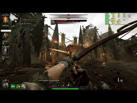 Vermintide 2 - The War Camp Boss Champion Difficulty - GTX 1070 + i7-6700k 1080p