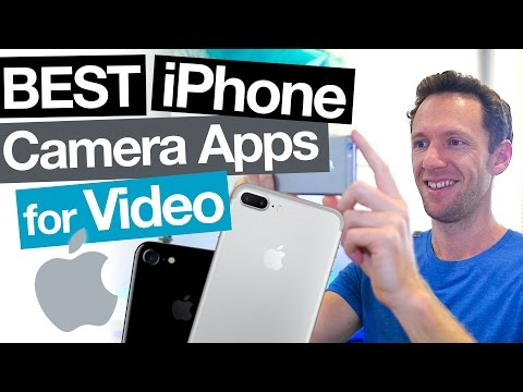 Best iPhone Camera Apps - How to Film with iPhone!