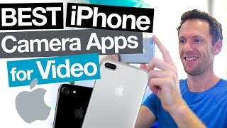 Video Best iPhone Camera Apps - How to Film with iPhone! download MP3, 3GP, MP4, WEBM, AVI, FLV Oktober 2018