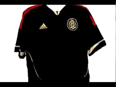 Mexico NUEVA PLAYERA NEGRA 2011 2012  Copa America 7879f2265c4d6