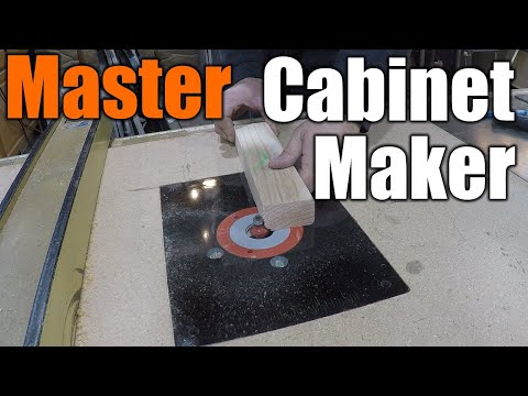 Must Have Tools To Build Cabinets | THE HANDYMAN |